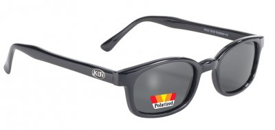 X - KD's - Polarized Grey