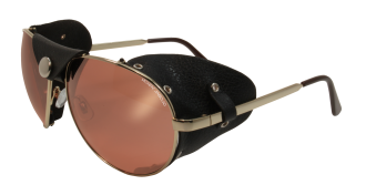 Aviator Gold<BR>Driving Mirror Lenses